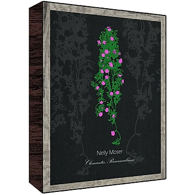 Green Leaf Art Nelly Moser Graphic Art; 28'' H x 22'' W x 1.5'' D