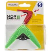 "Aidox PP64B-SV Green Corner Cutter, 5.25"" x 4"""