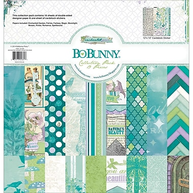 Bo Bunny Assorted Collection Pack, 12