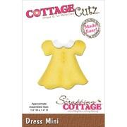"""CottageCutz® 1.4"""" x 1.4"""" Mini Steel Die, Dress"""