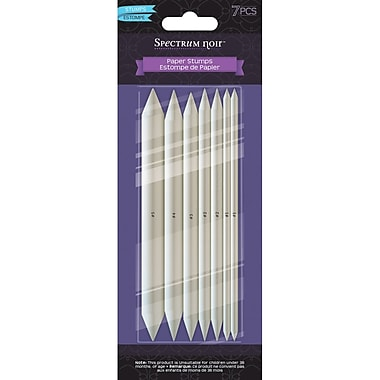 Crafter's Companion SPECL-ST White Paper Stumps, 7/Pack