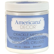 Deco Art ADM08 Americana Clear Crackle Medium