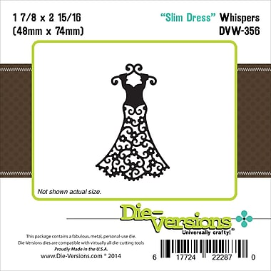 Die-Versions® Whispers 1.875