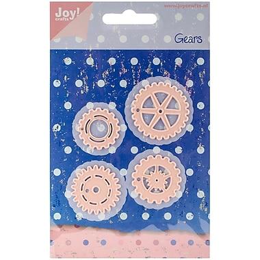 Ecstasy Crafts Joy! Crafts Cutting Die, 4 Gears