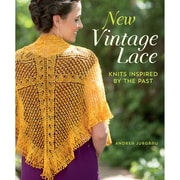 """F&W Media """"New Vintage Lace: Knits Inspired By the Past"""" Paperback Book"""