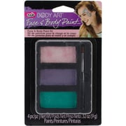 I Love To Create® Tulip® Body Art® Face and Body Paint Set, Princess