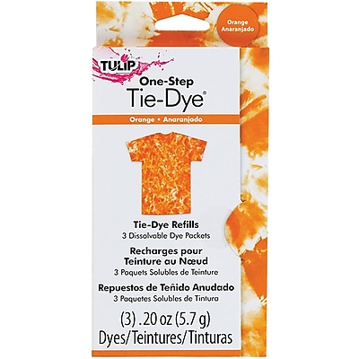 I Love To Create® Tulip® 0.45 oz. One-Step Fashion Dye Refill, Orange