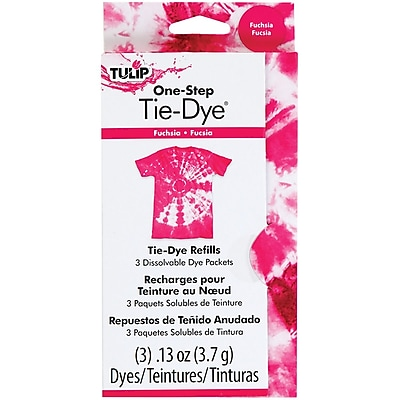 I Love To Create® Tulip® 0.45 oz. One-Step Fashion Dye Refill, Fuchsia