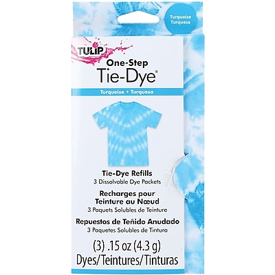 I Love To Create® Tulip® 0.45 oz. One-Step Fashion Dye Refill, Turquoise
