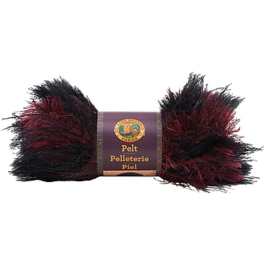 Lion Brand® Pelt Yarn, Red Fox