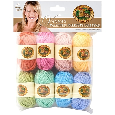 Lion Brand® Vanna's Palette Bonbons Yarn, Peaceful