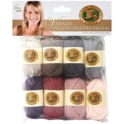 Lion Brand® Vanna's Palette Bonbons Yarn, Romantic