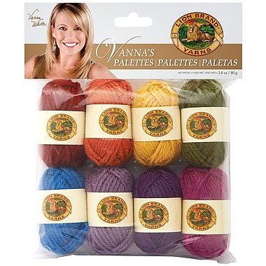 Lion Brand® Vanna's Palette Bonbons Yarn, Iconic
