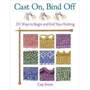 "Martingale® ""Cast On, Bind Off - 211 Ways to Begin and End Your Knitting"" Paperback Book"