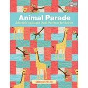 "Martingale® ""Animal Parade - Adorable Applique Quilt Patterns for Babies"" Paperback Book"