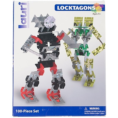 Patch Products® Locktagons® Set, Boys