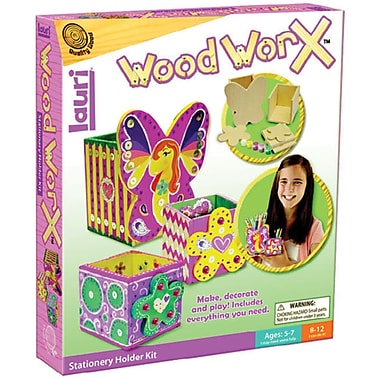 Patch Products® Wood WorX™ Kit, Stationery Holder