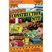 Patch Products® Magnetic Create-A-Scene Kit, Construction Site