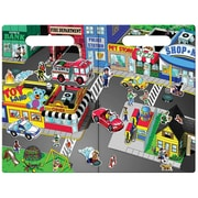 Patch Products® Magnetic Create-A-Scene Kit, Town