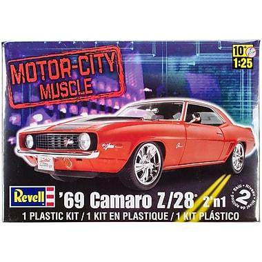 Revell® 2 'n 1 Plastic Model Kit, '69 Camaro Z/28 1:25
