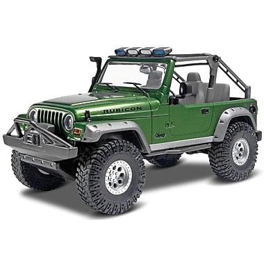 Revell® Plastic Model Kit, Jeep Wrangler Rubicon 1:25
