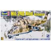 Revell® Plastic Model Kit, Mil-24 Hind Helicopter 1:48