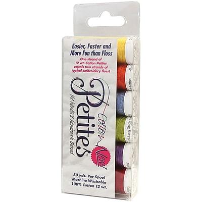 Sulky® Sampler 12 Weight Cotton Petites, Summer Assortment
