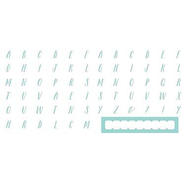 We R Memory Keepers LLPP-3748 Lifestyle Letterpress Handwritten Printing Plate, 6.5