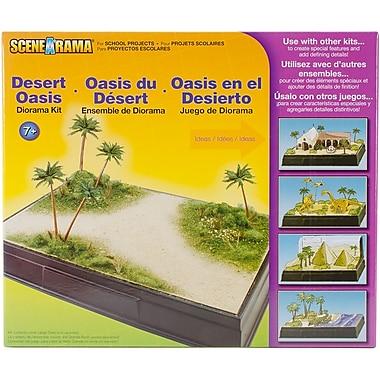 Woodland Scenics® Diorama Kit, Desert Oasis