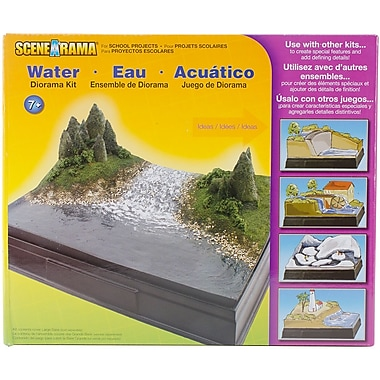 Woodland Scenics® Diorama Kit, Water