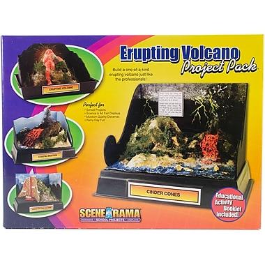 Woodland Scenics® Project Pack, Erupting Volcano