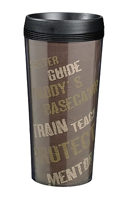 Lillian Rose Plastic Outdoor Daddy Travel Mug 1173789