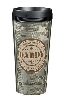 Lillian Rose Plastic Military Daddy Travel Mug 1173784