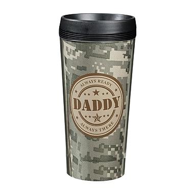 Lillian Rose™ Plastic Military Daddy Travel Mug