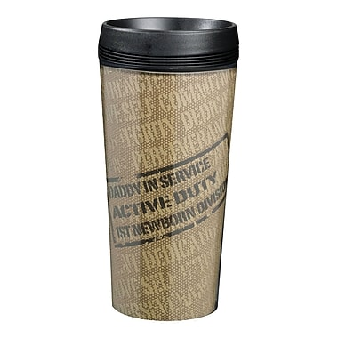 Lillian Rose™ Plastic Deployment Daddy Travel Mug