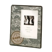 "Lillian Rose™ Baby Collection 6 3/4"" x 8 3/8"" Military Daddy Picture Frame"