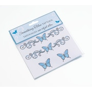 Lillian Rose™ Something Blue Temporary Tattoos