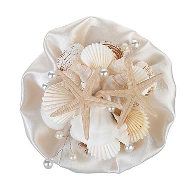 Lillian Rose™ Coastal Sea Shell Wedding Bouquet