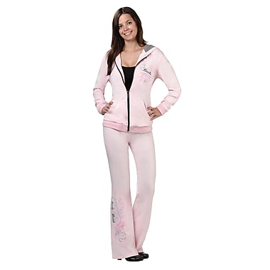 Lillian Rose™ Pink Bride Hooded Jackets