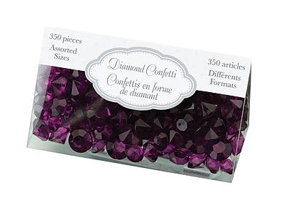 Lillian Rose™ Diamond Confetti, Purple