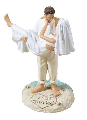 Lillian Rose™ Beach Couple Figurine, Caucasian