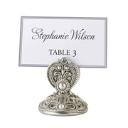 Lillian Rose™ Regal Elegance Jeweled Place Card Holder, 4/Set