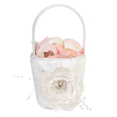 Lillian Rose™ Chic & Shabby Flower Basket
