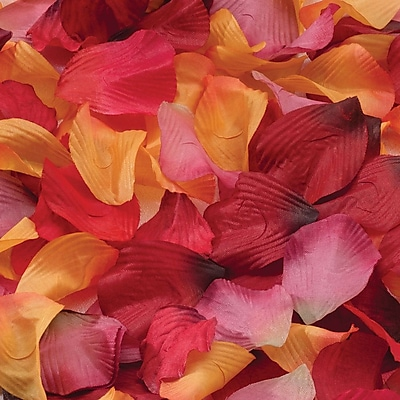 Lillian Rose™ Rose Petals, Fall Assorted