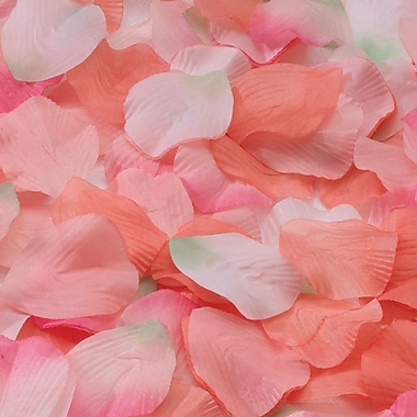 Lillian Rose™ Rose Petals, Orange/Pink