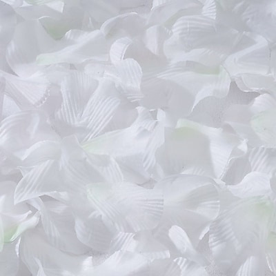 Lillian Rose™ Rose Petals, White