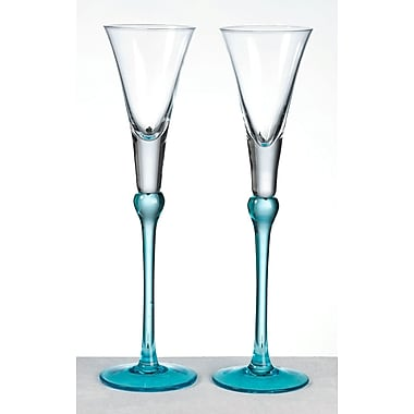 Lillian Rose™ 2/Set Toasting Glasses