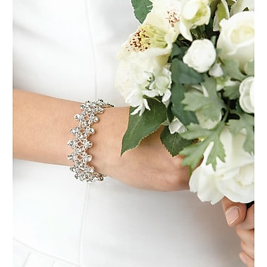 Lillian Rose™ Stretchable Rhinestone Bracelet