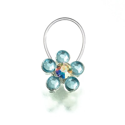 Lillian Rose™ Something Blue Toe Ring, Blue