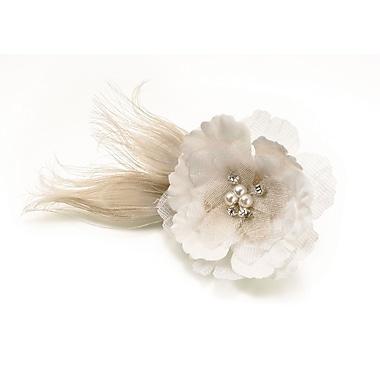 Lillian Rose™ Burlap Hair Clip/Decoration
